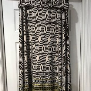 Robert Louis Maxi Skirt